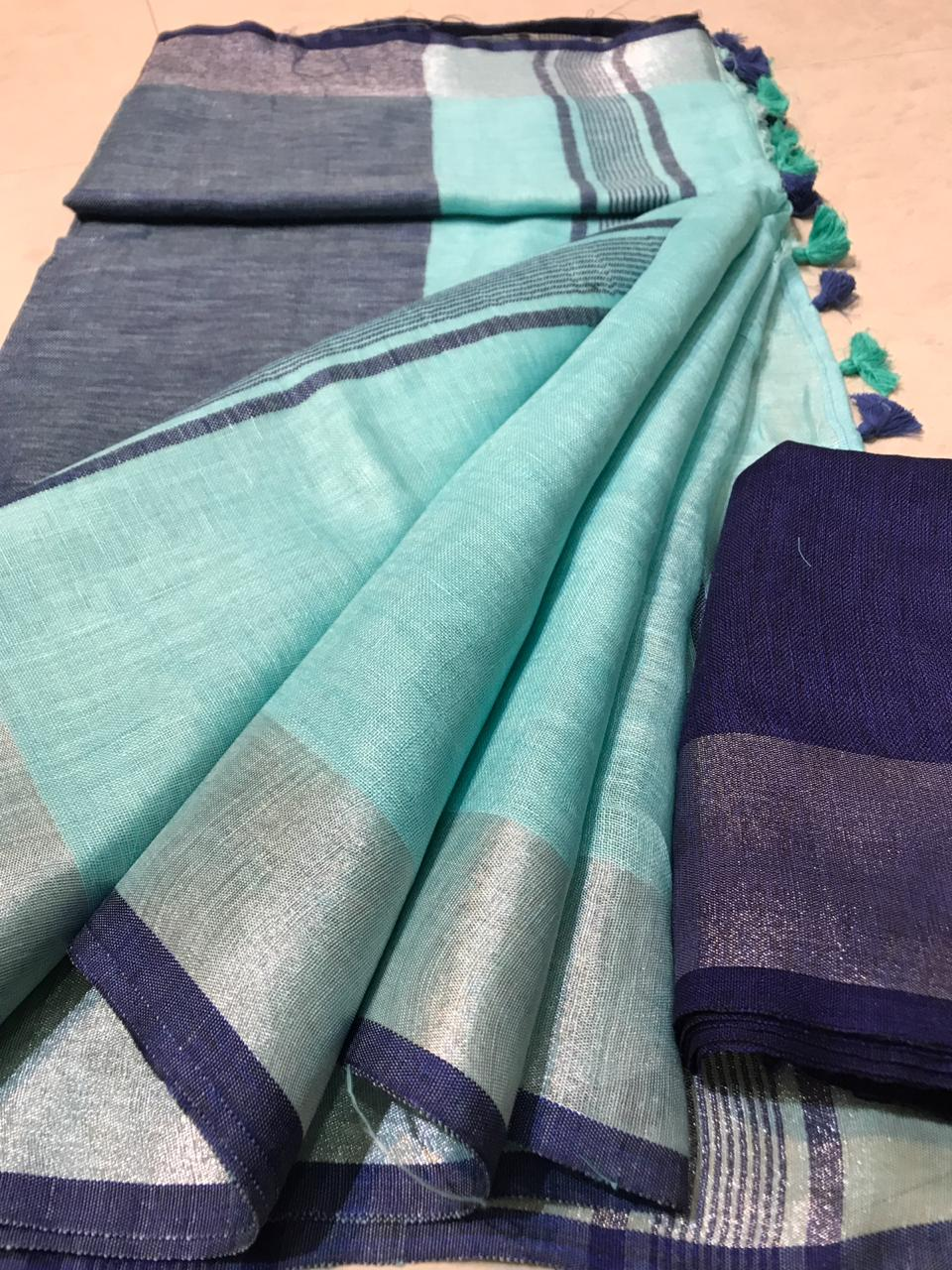 saree with blouse (4)