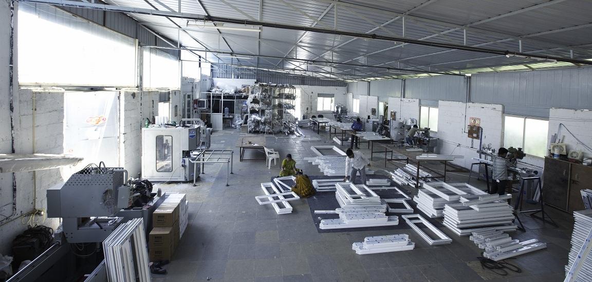 upvc window factory business