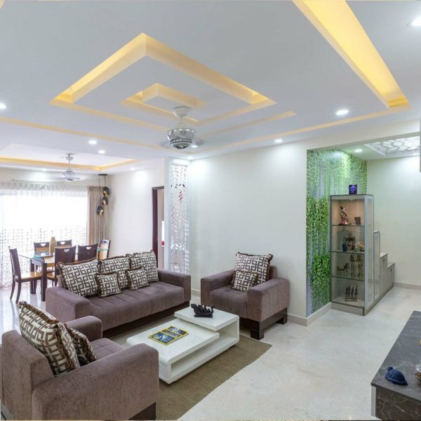 false ceiling designs for hall with one fan