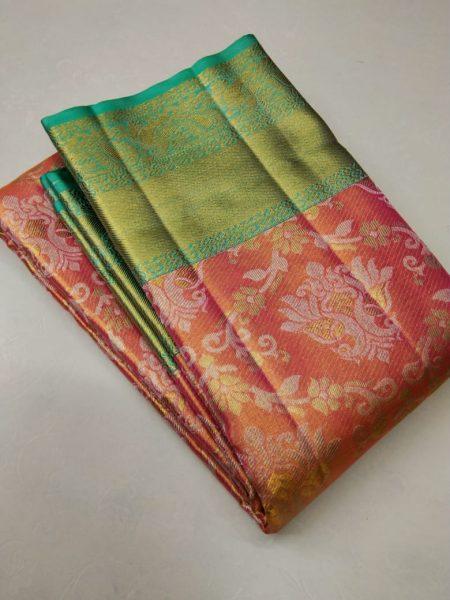 Traditional Kanchipuram Silk Sarees