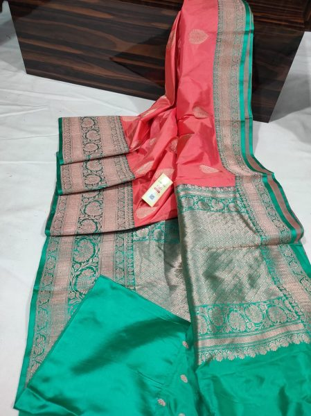 Order Katan Silk Sarees With Blouse (12)