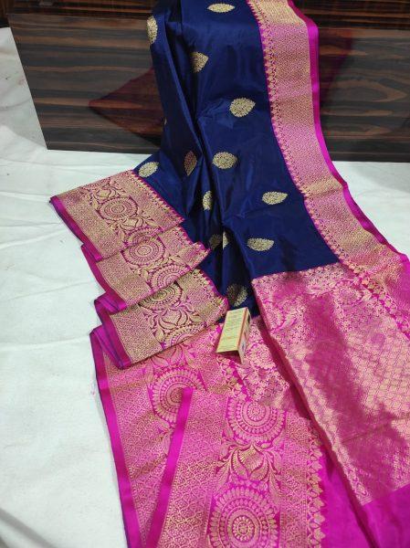 Order Katan Silk Sarees With Blouse (13)