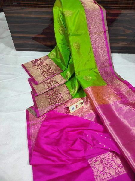 Order Katan Silk Sarees With Blouse (14)
