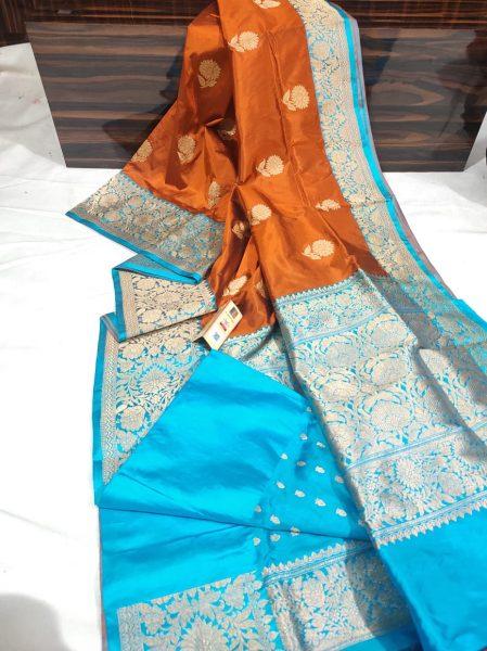 Order Katan Silk Sarees With Blouse (15)