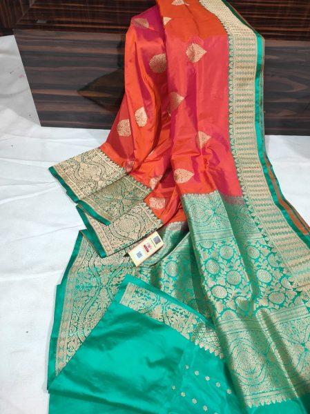 Order Katan Silk Sarees With Blouse (16)