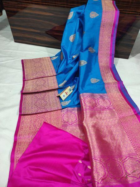 Order Katan Silk Sarees With Blouse (18)