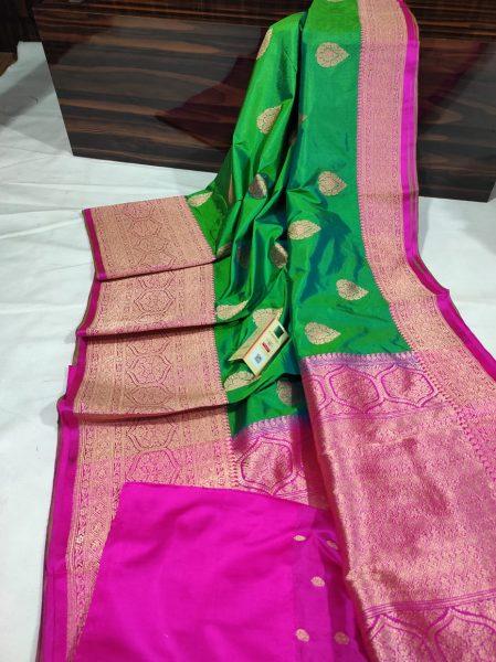 Order Katan Silk Sarees With Blouse (20)