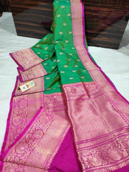 Order Katan Silk Sarees With Blouse (21)