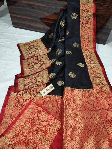 Order Katan Silk Sarees With Blouse (22)