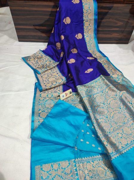 Order Katan Silk Sarees With Blouse (23)