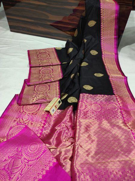 Order Katan Silk Sarees With Blouse (25)