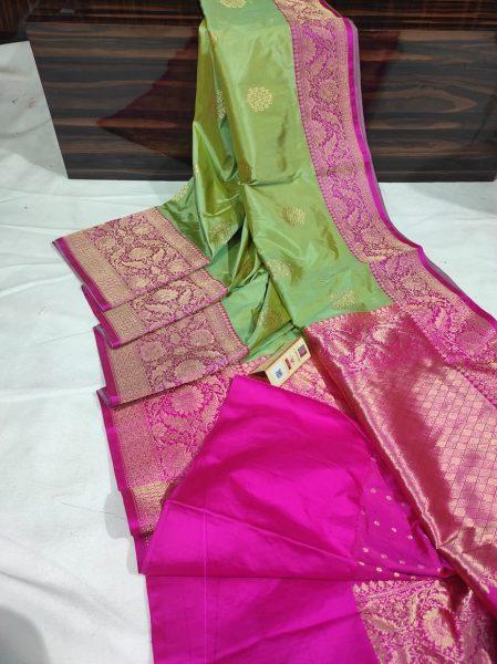 Order Katan Silk Sarees With Blouse (4)