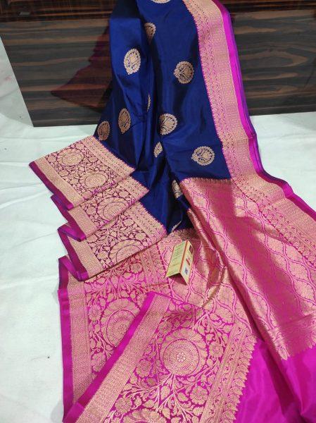 Order Katan Silk Sarees With Blouse (7)