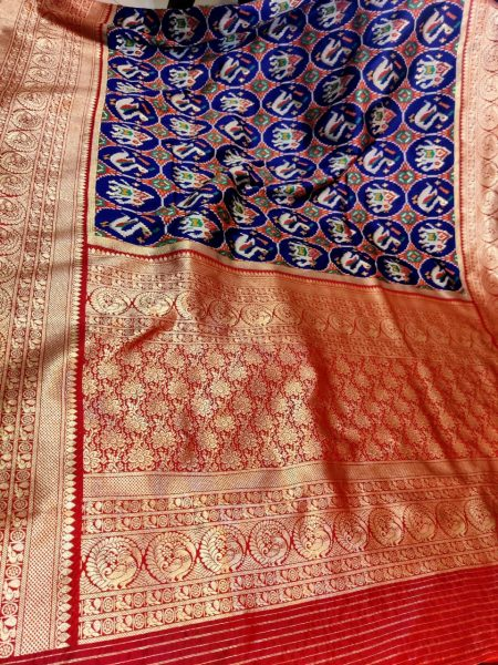 Banarasi Patola Sarees (2)