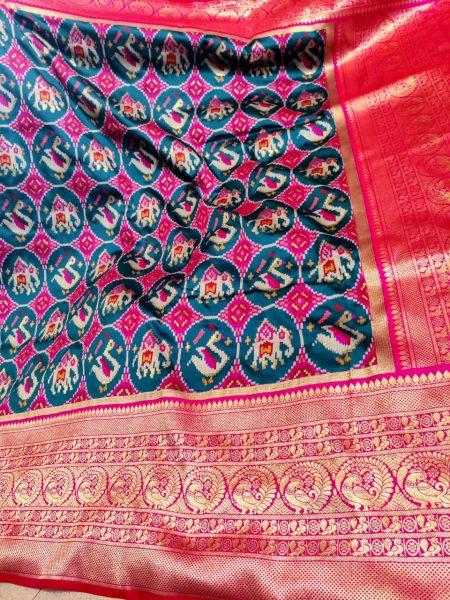 Banarasi Patola Sarees (3)