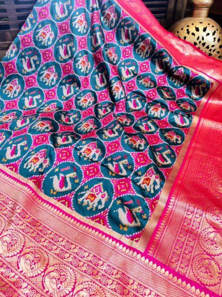 Banarasi Patola Sarees (4)
