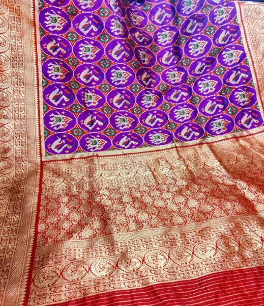 Banarasi Patola Sarees (8)