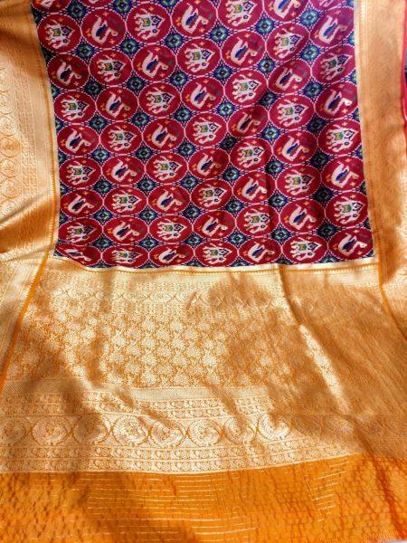 Banarasi Patola Sarees (9)