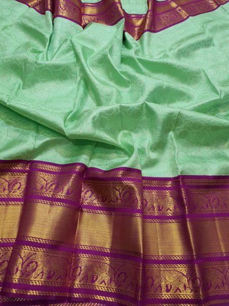 Kanchi Pattu Silk Sarees (10)