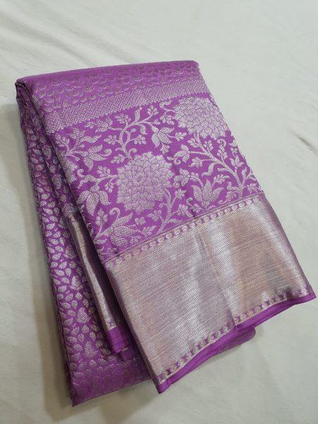 Kanchi Pattu Silk Sarees (12)