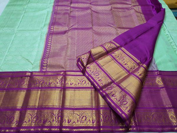 Kanchi Pattu Silk Sarees (27)
