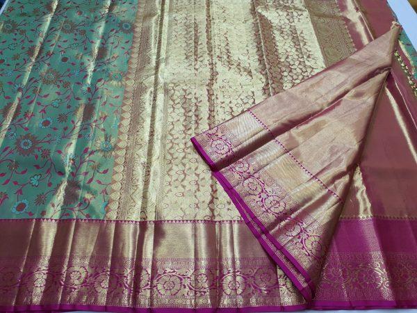 Kanchi Pattu Silk Sarees (3)