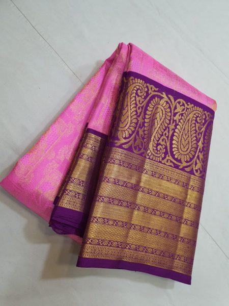 Kanchi Pattu Silk Sarees (6)