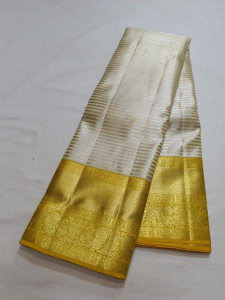 Kanchi Pattu Silk Sarees (7)