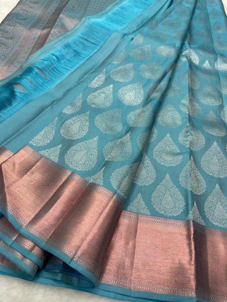 Pure Kanchipuram Wedding Sarees (2)