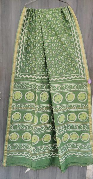 Latest Maheshwari Silk Sarees With Blouse (13)