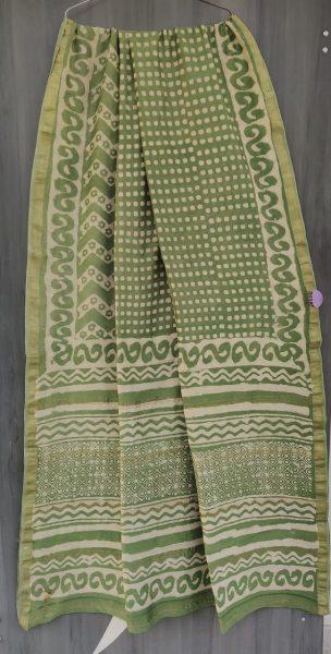 Latest Maheshwari Silk Sarees With Blouse (14)