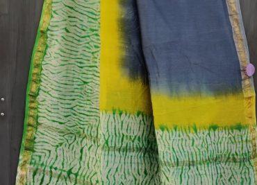 Latest Maheshwari Silk Sarees With Blouse (22)
