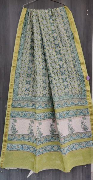 Latest Maheshwari Silk Sarees With Blouse (31)