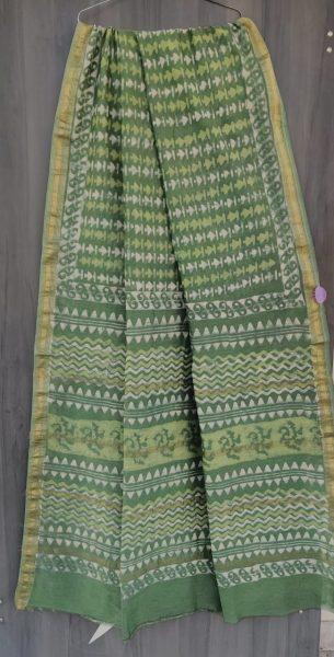 Latest Maheshwari Silk Sarees With Blouse (43)
