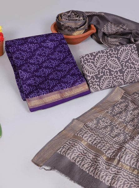 Pure Maheshwari Silk Dresses (12)