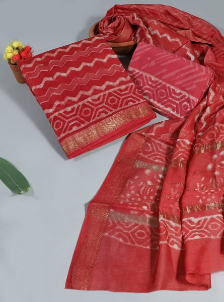 Pure Maheshwari Silk Dresses (19)