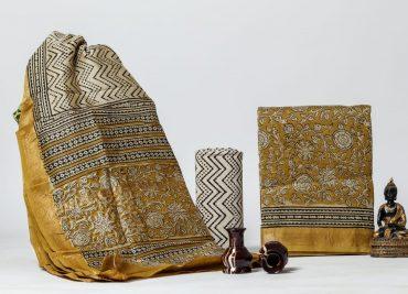 Pure Maheshwari Silk Dresses (20)