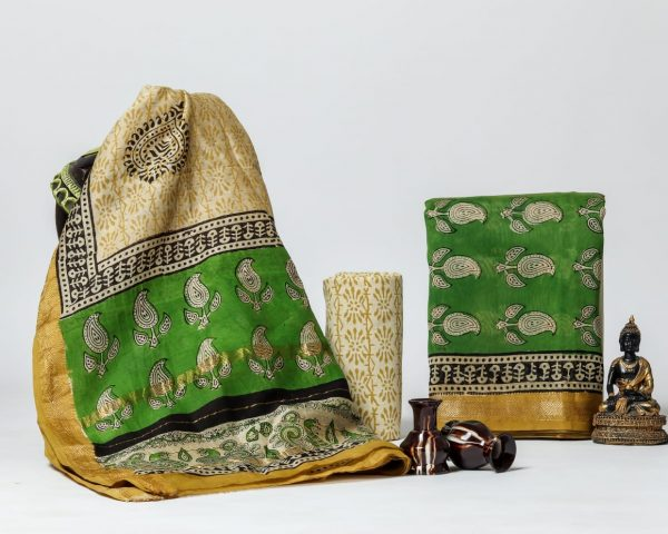 Pure Maheshwari Silk Dresses (22)
