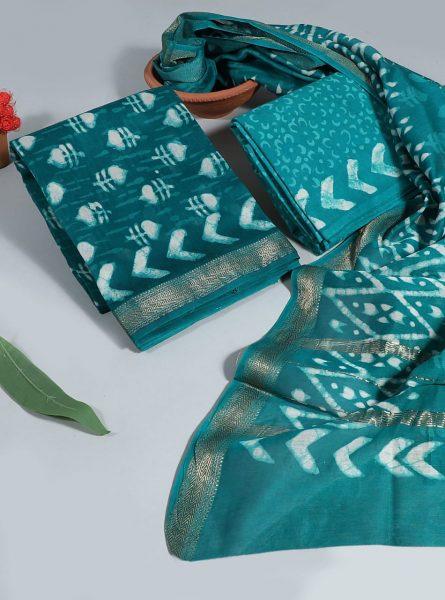 Pure Maheshwari Silk Dresses (24)