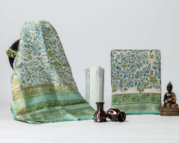 Pure Maheshwari Silk Dresses (27)