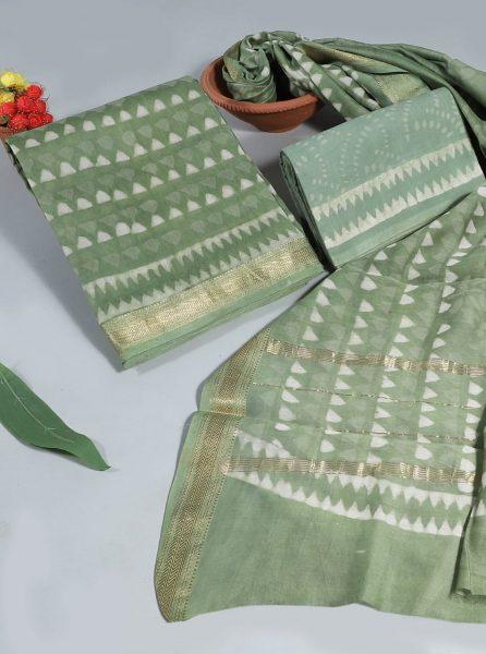 Pure Maheshwari Silk Dresses (29)