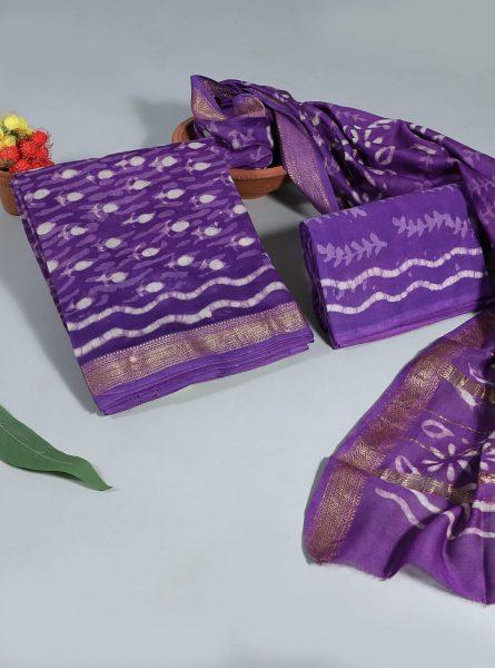 Pure Maheshwari Silk Dresses (3)