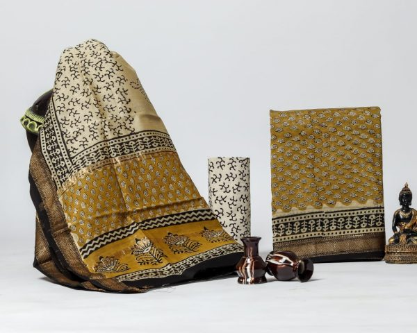 Pure Maheshwari Silk Dresses (32)
