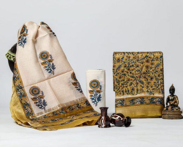 Pure Maheshwari Silk Dresses (35)