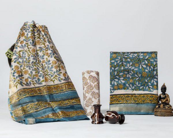Pure Maheshwari Silk Dresses (36)