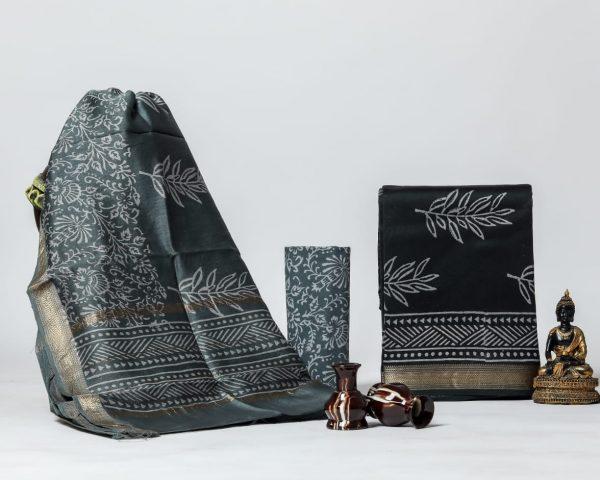 Pure Maheshwari Silk Dresses (39)