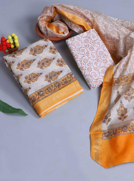 Pure Maheshwari Silk Dresses (4)