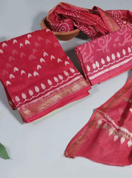 Pure Maheshwari Silk Dresses (6)