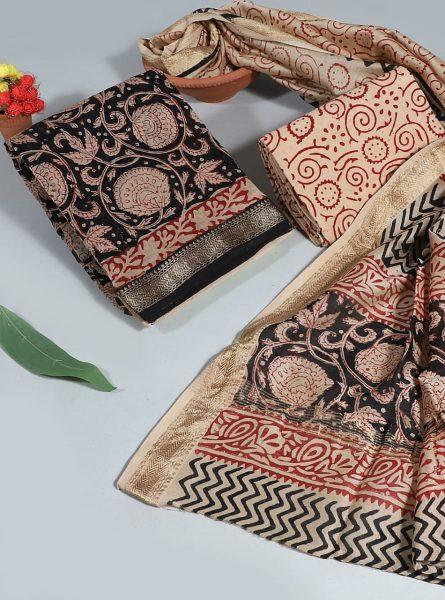 Pure Maheshwari Silk Dresses (8)